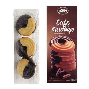 Cafe Kurabiye Kakao Kaplamalı