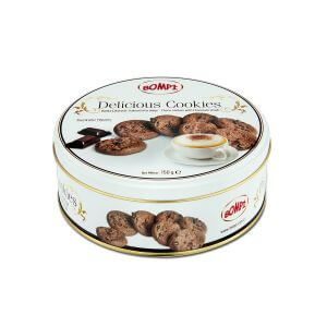 Delicious Cookie Damla Çikolatalı Kakaolu